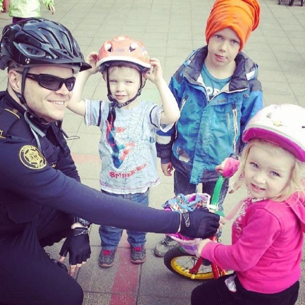 Забавни полицаи