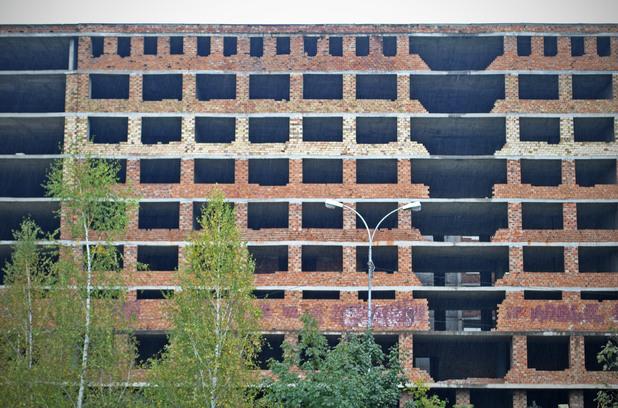 Изоставена сграда