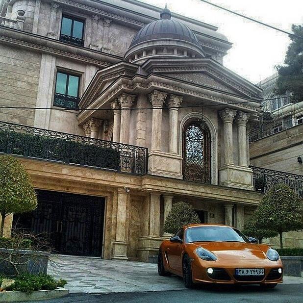 Богатите деца на Техеран