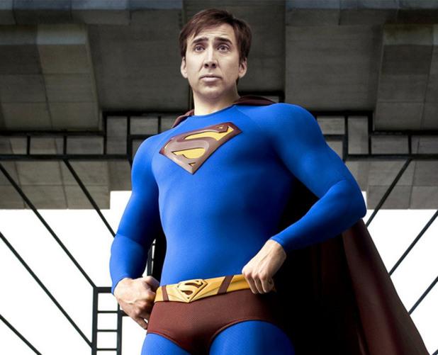 Супермен Никалъс Кейдж