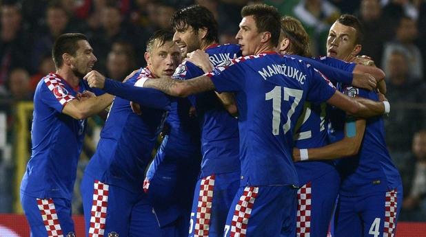 България - Хърватия