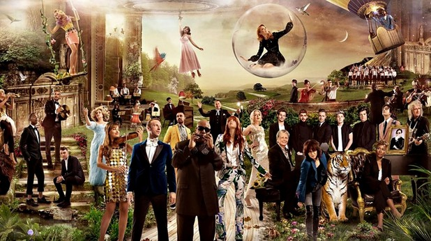 ����������� � ����� �� BBC Music God Only Knows