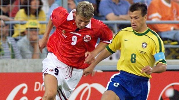 Норвегия- Бразилия