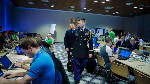 Хакери се събират в Естония на състезание по кибервойни