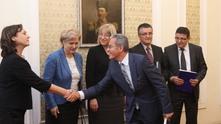 ДПС и ГЕРБ се срещат на преговори за ново правителство