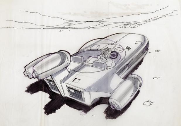 Скици от Star Wars
