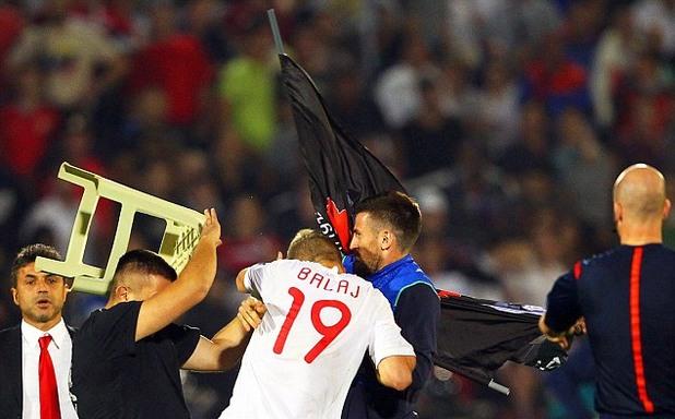Сърбия - Албания