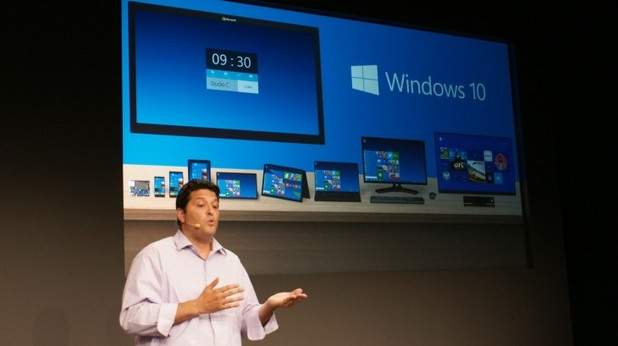 Престравянето на Windows 10
