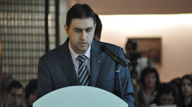 Димитър Владимиров, който поема ръководството на ДАБЧ