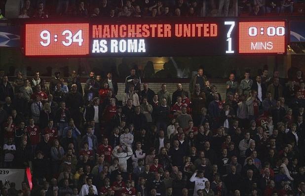 Юнайтед - Рома