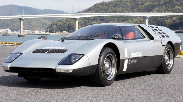 1970 Mazda RX500: Revolutionary breadvan