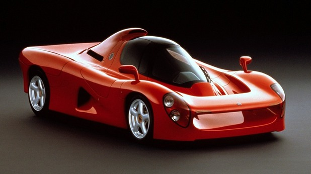 1992 Yamaha OX99-11: A (true) F1 car for the road