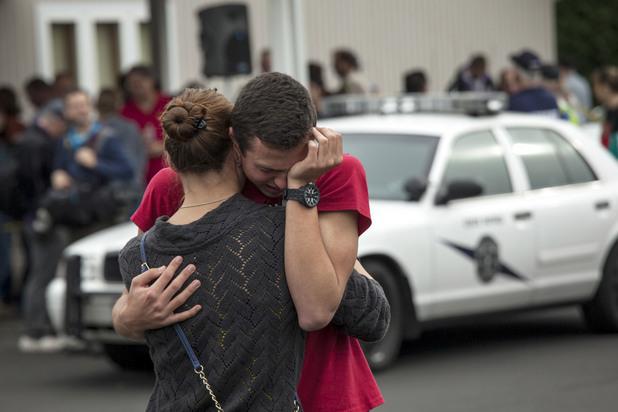 стрелба в гимназия край сиатъл