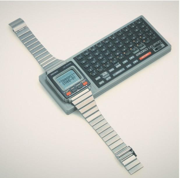 Мултифункционален часовник от миналото