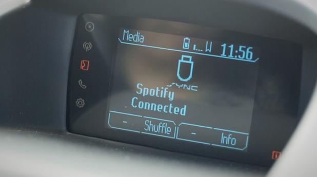 Sync AppLink на  Ford