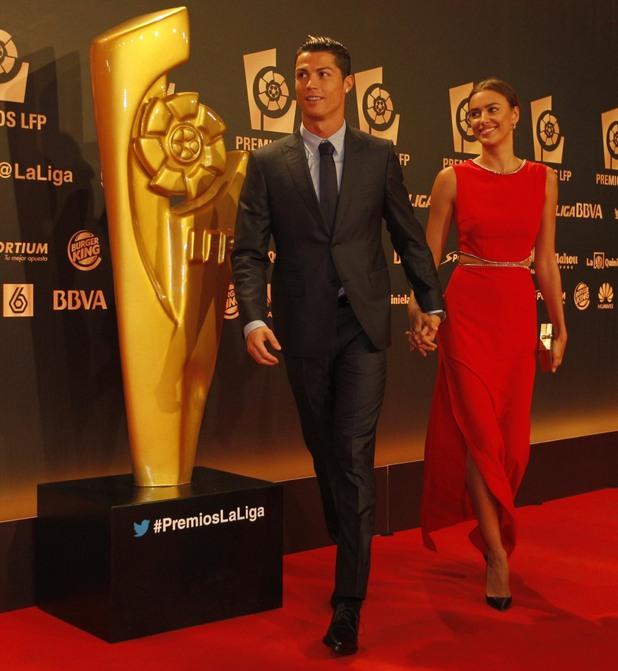 Роналдо и Ирина