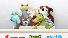 IKEA UNICEF играчки