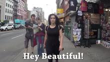 Видеото - 10 часа по улиците на Ню Йорк