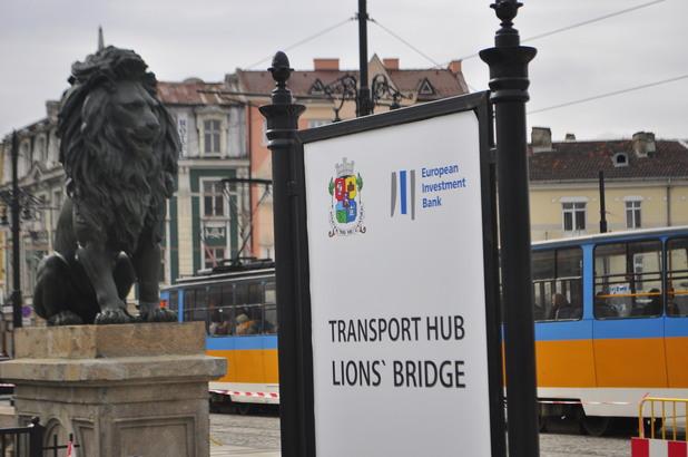Лъвов мост след реконструкцията