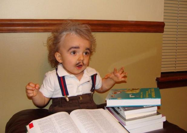 Малкият Айнщайн