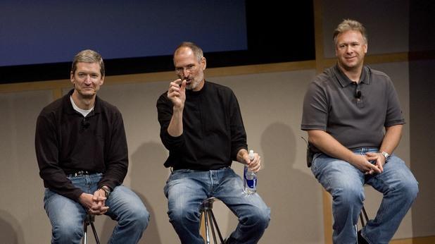 Тим Кук и Стив Джобс отговарят на въпроси за iMac - 7 август 2007 година