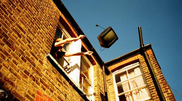 Да изхвърлим телевизора
