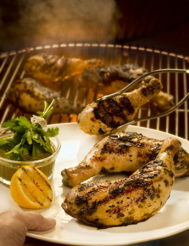 Пиле - една от най-полезните храниз а бегачите