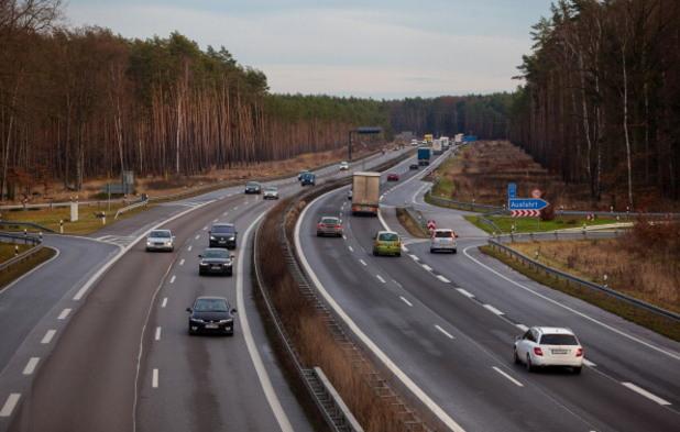 Немска магистрала