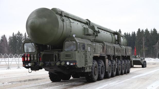 Топол- M, руска междуконтинентална балистична ракета