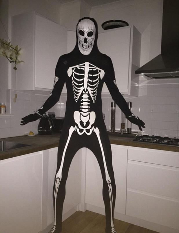 Крауч, Хелоуин