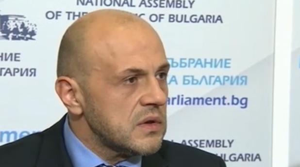 Томислав Дочнев след преговори между ГЕРБ и РБ