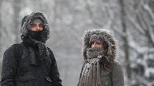 Двойка в зимно време