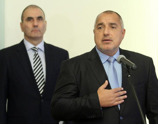ГЕРБ приемат мандата за съставяне на правителство от Росен Плевнелиев