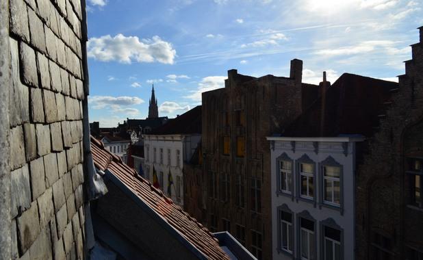 Средновековното бижу Брюж