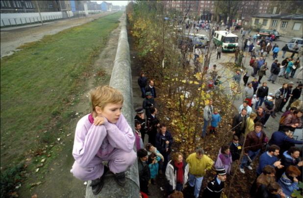 25 години от свалянето на Берлинската стена