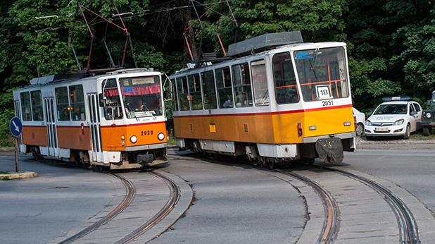 трамвай, трамваи