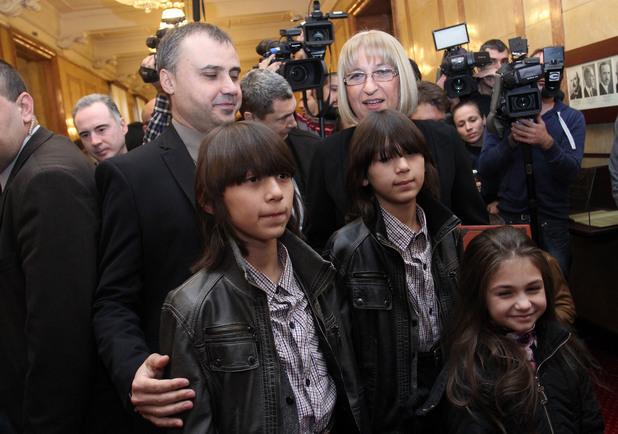 Българските представители в конкурса Евровизия
