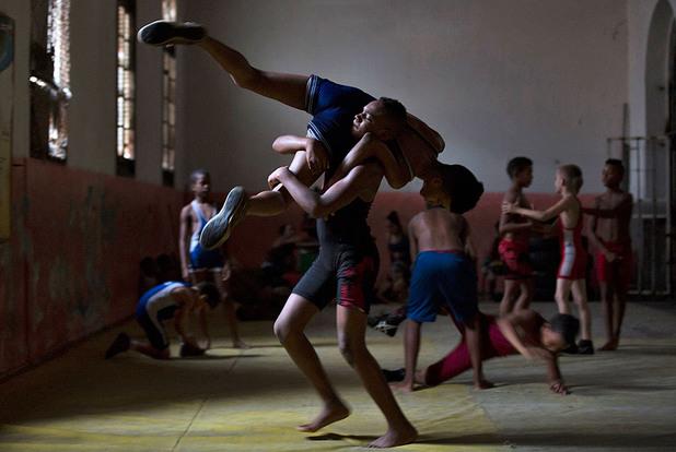 Физическото възпитание в Куба
