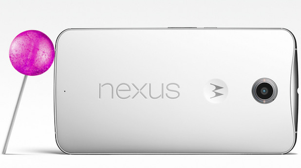 Nexus Android Lillipop