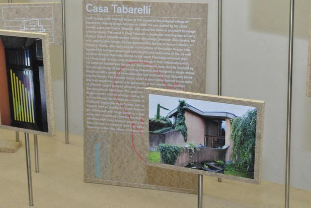Casa Tabarelli Преоткриване