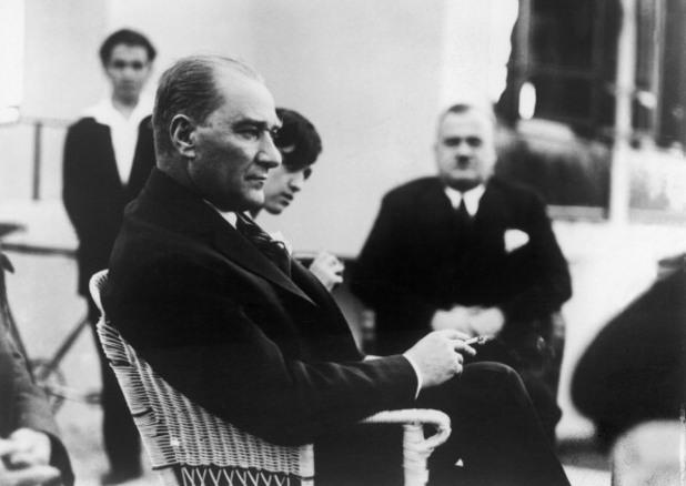Кемал Ататюрк