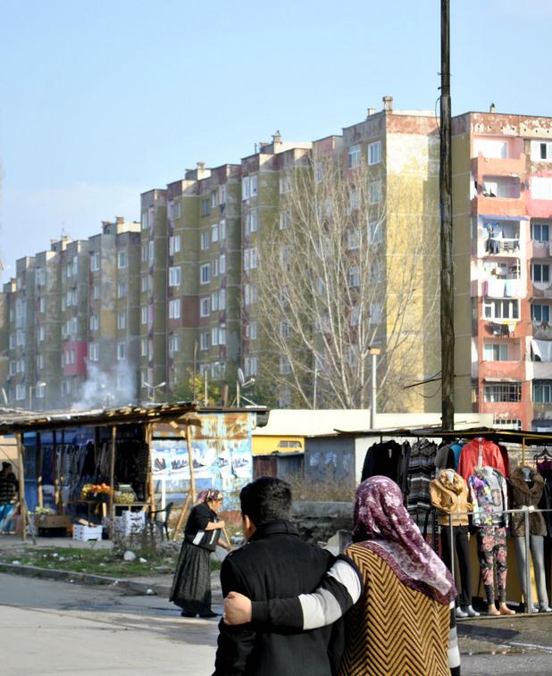 ромска махала в пазарджик