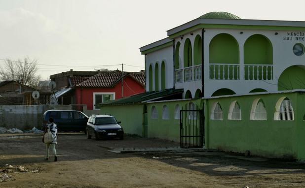 джамия в пазарджик