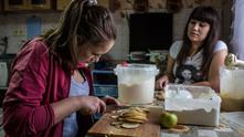 Жени в кухнята