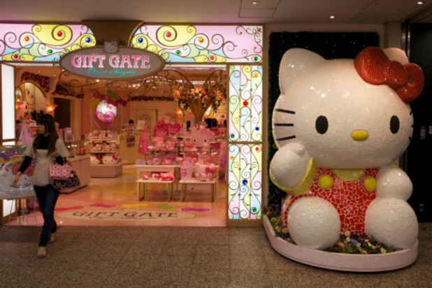 Мания по Hello Kitty