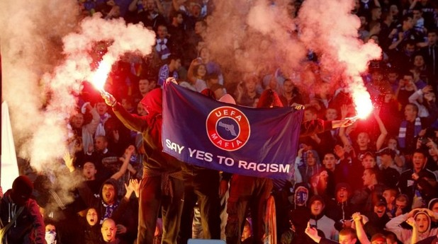 say yes to racism