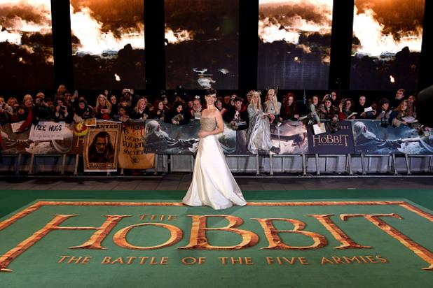 Премиерата на Хобит