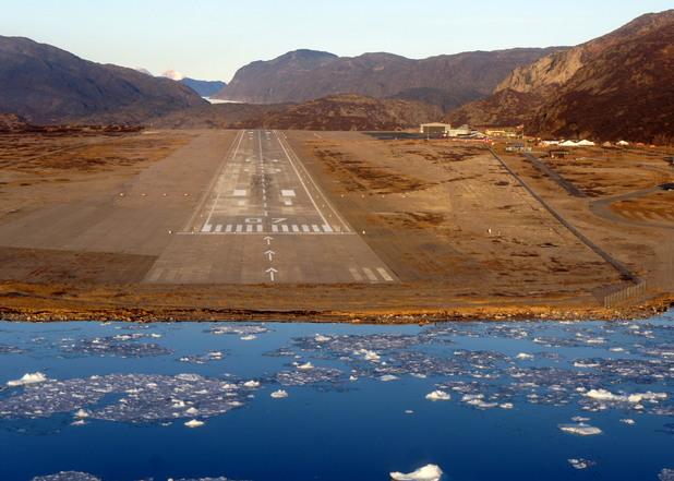Опасните летища - Гренландия