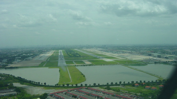 Don Mueang International Airport, Thailand