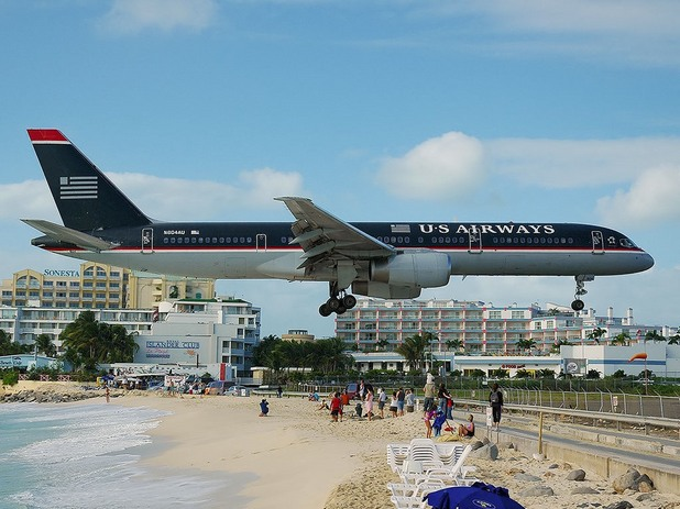 Princess Juliana International Airport, Saint Martin